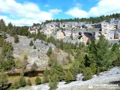 Cañón Río Lobos; fin de semana; turismo rural; tekking;rutas fin de semana por españa